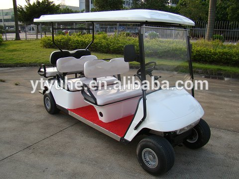 2014 4 seater golf cart manufacturer