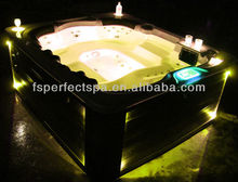 large spa bath products for massage spa bath