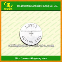 1.5V / 393/L754/AG5/LR48 1.5V Silver Oxede Battery BUTTON CELL