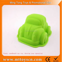 Mini car mould summer colorful beach toy
