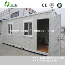 2 layers prefab duplex Flatpack Container House/ Office/ Workshop/ Dormitory