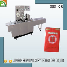 Automatic Cigarette Box 3D Packing Machine