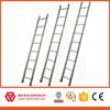 aluminum straight ladder,contruction straight ladder,ADTO scaffolding ladder