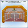 adversting inflatables and inflatable tennis tent