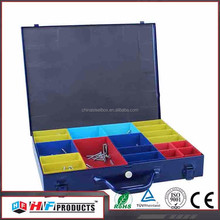 aluminum box , portable steel tool box