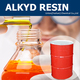 nitrocellulose short oil alkyd resin for producing furniture paint