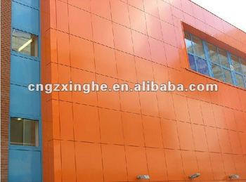 Granite exterior wall panel building finishing materials for Exterior wall material options
