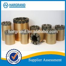 Impregnated Diamond Casing Shoe Bit for exploration core drilling