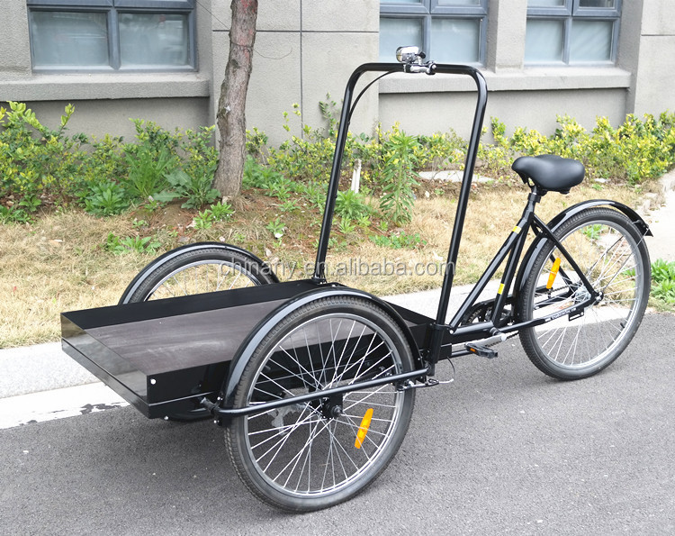 CHEAP VAN CARGO TRICYCLE/CARGO BIKE FOR TRANSPORTATION