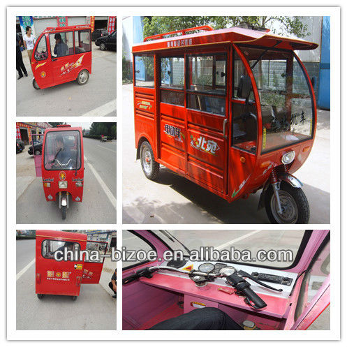 Economic environment tricycles electrics