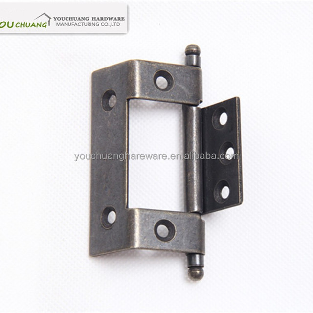 High Quality Antique Brass Jewelry Box Hinge