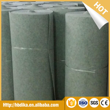 Anti-pull and anti-crease nonwoven felt, polyester felt fabrics