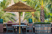 Simulated Plastic Synthetic Thatch Palm for Garden Umbrella