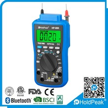 Automotive Multi-Function Voltage Current Meters / Manual Ranging Automotive Multimeters HP-90K