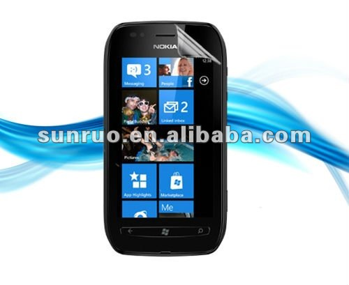 High clear screen Layer for Nokia Lumia 710