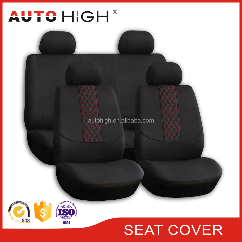 AUTOHIGH luxury quilted car seat cover for dog for pet