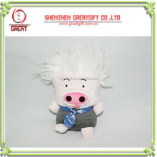 Cool McDull pig Cartoon plush toys,custom cute plush toys,stuffed plush toy