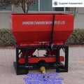 Tractor granular fertilizer spreader