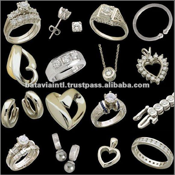 High Quality 925 Sterling Silver Antique Jewelry