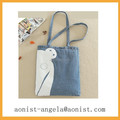 Fashion Denim Bag Denim Tote Handbag Jeans ladies Shoulder Bag