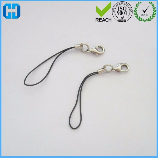 Cheap Wholesale Mobile Phone Strap Cell Phone Decorative Keychain