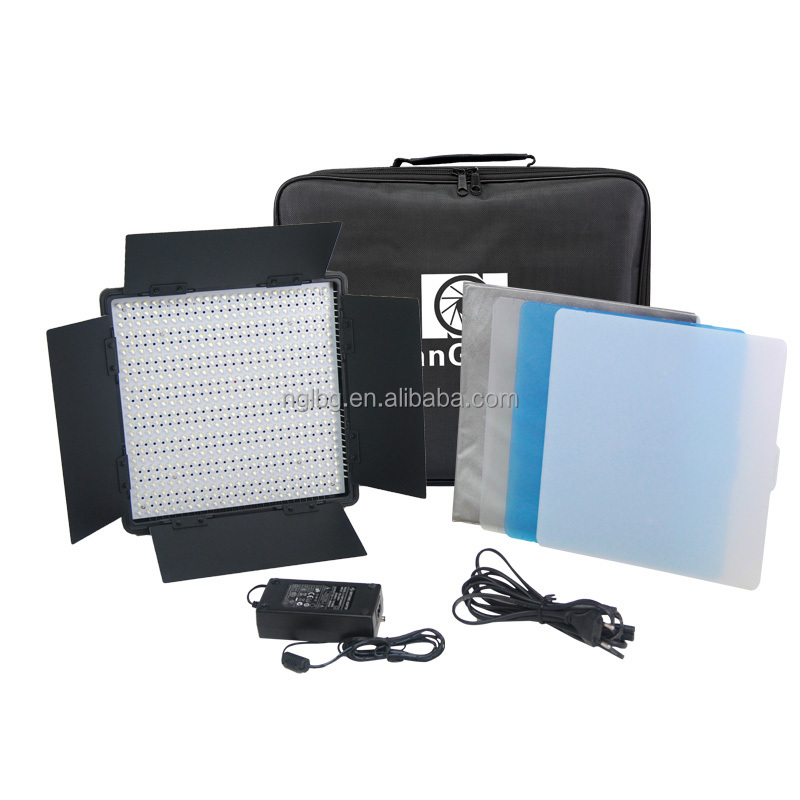 NanGuang 36W CN-600CSA,Bi color LED Studio Lighting Equipment location light