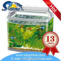 Professional decoration wall aquarium with high quality