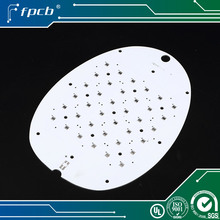 Dimensional stability aluminum pcb board for led street light