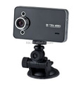 K6000 Generalplus chipset VGA 2.4inch screen car dvr OV7670 lens 30wP 120 degrees wide angle car camera