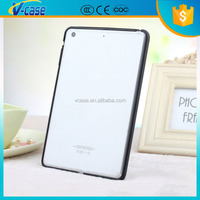 VCASE pull out Aluminum metal bumper tablet case cover for ipad mini