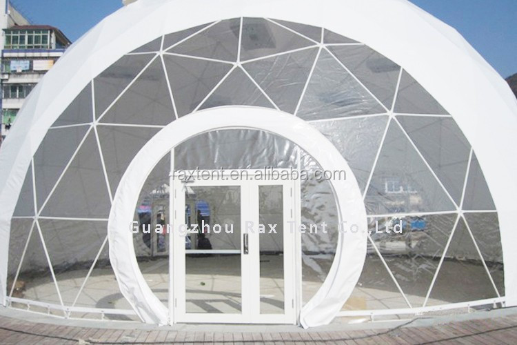 dome-shaped tent Event dome marquee outdoor events marquee family camping tent marquee for sale