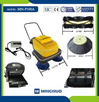 Walk behind floor sweeping machine,electric robot cleaning equipment (BATTERY),swifter scavenging machine
