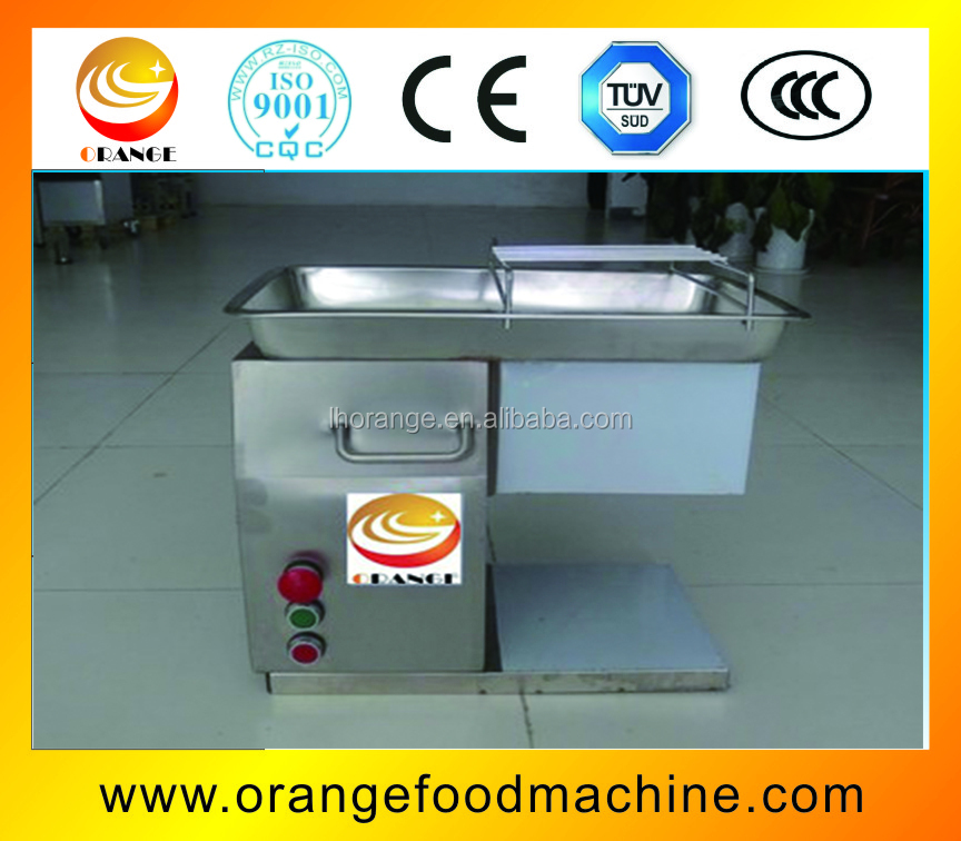 Meat cutter machine/fresh meat slicer/restaurant meat cutter price