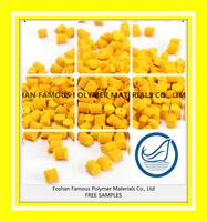 factory price high concentration yellow master batch for ldpe/hdpe bags