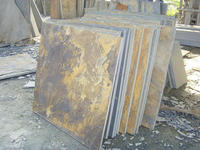 Hot sale natural slate tile, brazilian slate