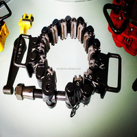 API Spec 7K!! Type C/Type T Oilfield Safety Clamps for drill collar, 5% discount!!