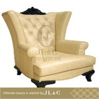 AS06 11single Sofa With Solid Wood