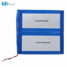High Temperature Resistant 2S 7.4v 5000mah lipo battery for measuring instruments