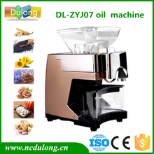 Household healthysunflower peanut soybean linseed corn oil making machine