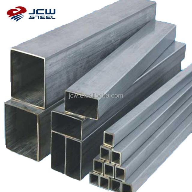 China Manufacturer Rectangular/Square Galvanized Carbon Steel Tubing/Pipe/Tube