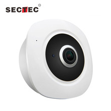 Sectec 960P Two Way Audio 360 Degree VR Camera IP Wifi Wireless