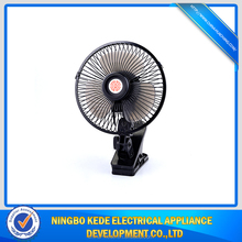 "Hot Sale 8""60 Strips Full-Seal Car Fan / 12 volt electric car fan with Screw mounting or clip fixed"