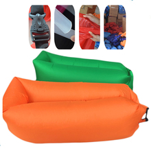 Portable Waterproof Balloon Furniture Carry Floating On Water Pool sleeping pod bed