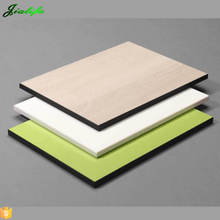Interior phenolic resin HPL Compact laminate wall panels