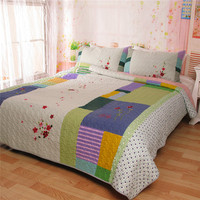 Superior Quality Stitching Bed Sheet