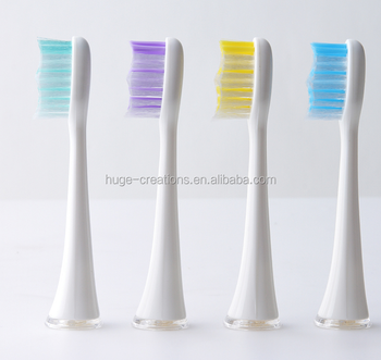 Sonic electric toothbrush heads P-HX-6054 compatible for philips