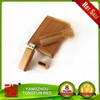 Natural color bamboo usb green life wooden bamboo usb pendrive with cheap custom logo service