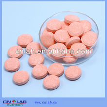 OEM Sustained Release Vitamin C tablet