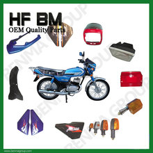 Motorcycle Parts AX100 Motorcycle Body Plastic Parts
