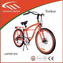 Brand Electrical Bicycles American Style New LMTDF-07L